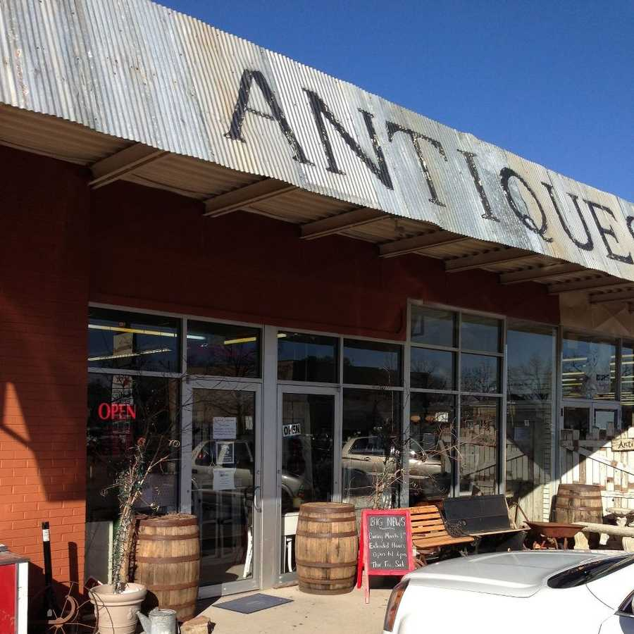 The Somewhere in Time Antique Mall in Rogers is open from 10 a.m. to 6 p.m. Saturday.