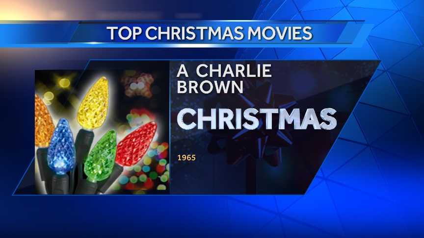 #5 A Charlie Brown Christmas (1965) - #2 AMC's Top Christmas Movies&#x3B; #8 TimeOut's Best Christmas Films&#x3B; #10 PBS.org's Best christmas Movies for Kids