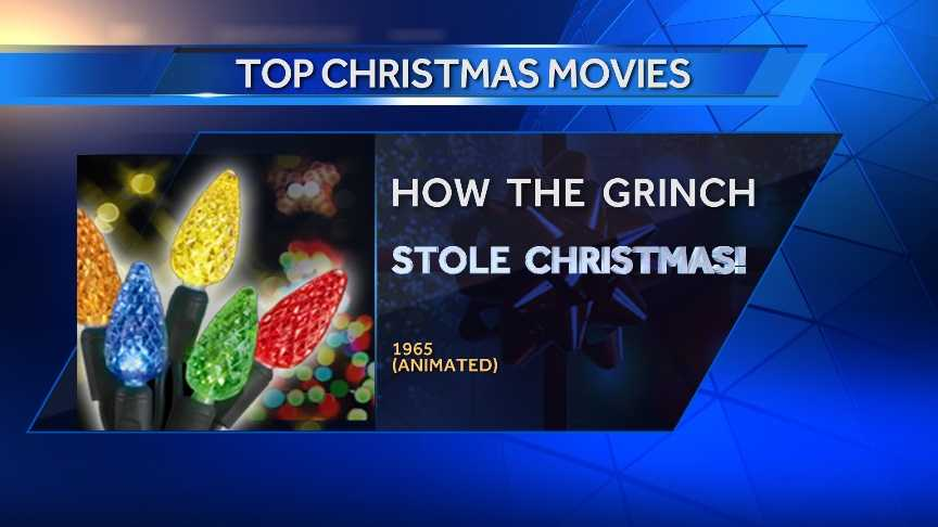 #10 How the Grinch Stole Christmas! (1965) - #10 AMC's Top Christmas Movies&#x3B; #14 TimeOut's Best Christmas Films&#x3B; #6 PBS.org's Best Christmas Movies for Kids