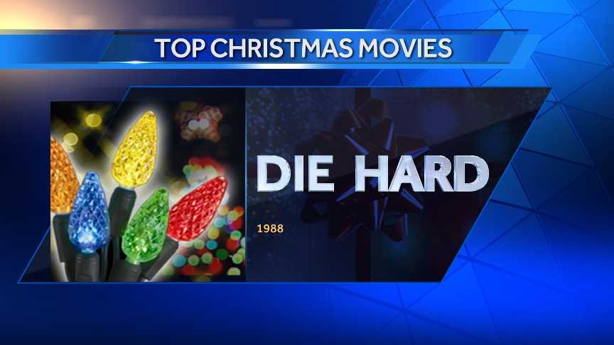 "#14 Die Hard (1988) - #1 Forbes' ""Top Ten Best Christmas Movies""&#x3B; #11 TimeOut's Best Christmas Films"