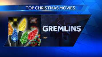 """#15 Gremlins (1984) - #8 Forbes' """"Top Ten Best Christmas Movies""""&#x3B; #9 TimeOut's Best Christmas Films"""