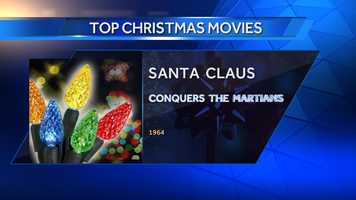 #21 Santa Claus Conquers the Martians (1964) - #15 TimeOut's Best Christmas Films