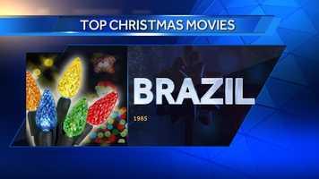 "#23 Brazil (1985) - #2 Forbes' ""Top Ten Best Christmas Movies"""