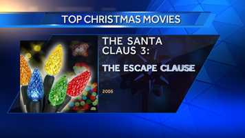 #31 The Santa Clause 3: The Escape Clause (2006) - #8 Top Grossing Christmas Movies from BoxOfficeMojo.com