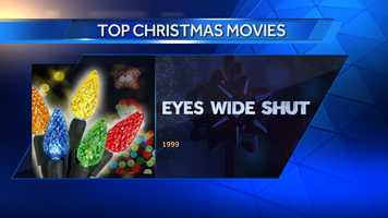 #41 Eyes Wide Shut (1999) - #19 TimeOut's Best Christmas Films
