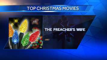 #50 (tie) The Preacher's Wife (1997) #19 Top Grossing Christmas Movies from BoxOfficeMojo.com
