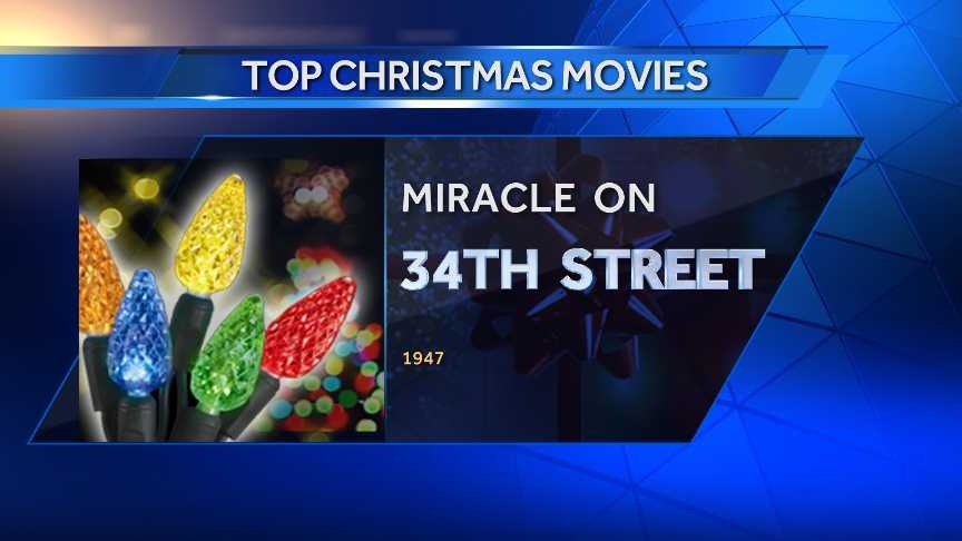 "#3 Miracle on 34th Street (1947) - #3 TimeOut's Best Christmas Films&#x3B; #9 AMC's Top Christmas Movies&#x3B; #9 Forbes' ""Top Ten Best Christmas Movies""&#x3B; #7 PBS.org's Best Christmas Movies for Kids"