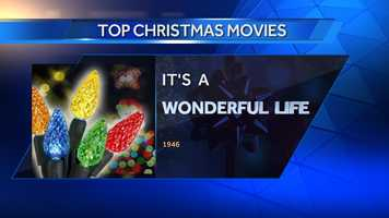 #4 It's a Wonderful Life (1946) - #4 TimeOut's Best Christmas Films&#x3B; #4 AMC's Top Christmas Movies