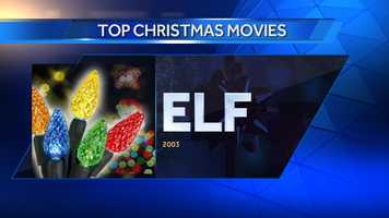 "#6 Elf (2003) - #3 Top Grossing Christmas Movies from BoxOfficeMojo.com&#x3B; #6 AMC's Top Christmas Movies&#x3B; #7 Forbes' ""Top Ten Best Christmas Movies""&#x3B; #10 TimeOut's Best Christmas Films"