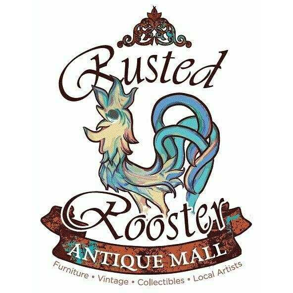 The Rusted Rooster in Rogers is open from 10 a.m. to 6 p.m. Saturday.