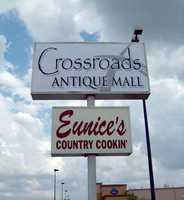 The Crossroads Antique Mall in Fort Smith has many vendors running discounts Saturday.