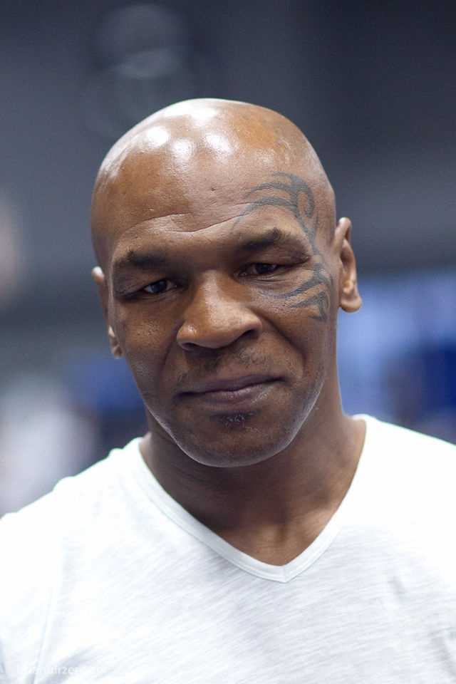Boxer Mike Tyson was convicted in 1992 of raping a woman in his limousine. He spent three years in prison.
