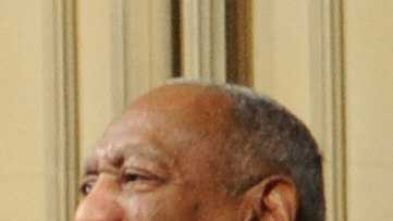 Comedian Bill Cosby had been accused of sexyually assaulting more than a dozen women. He has not been arrested or charged.