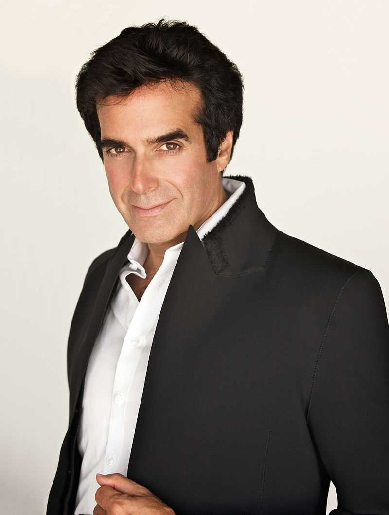 Magician David Copperfield was accused of sexual assault in 2007, but a grand jury decided not to charge him.