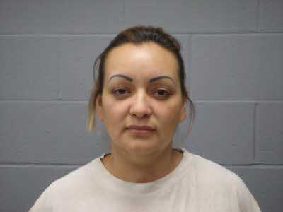 Gabriela Garcia was arrested on several drug charges, as well as endangering the welfare of a minor.