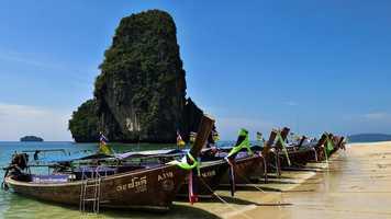 #4 (World) Ao Nang, Thailand