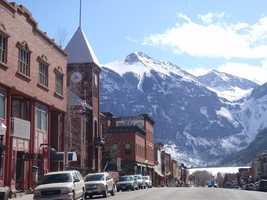 #4 (US) Telluride, Colorado