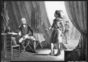 Creek War (1813-1814) against the Red Stick Creek.