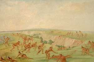 Arikara War (1823) against the Arikara.