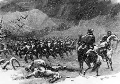 Utah War (1857-1858) against the State of Deseret/Utah Territory.
