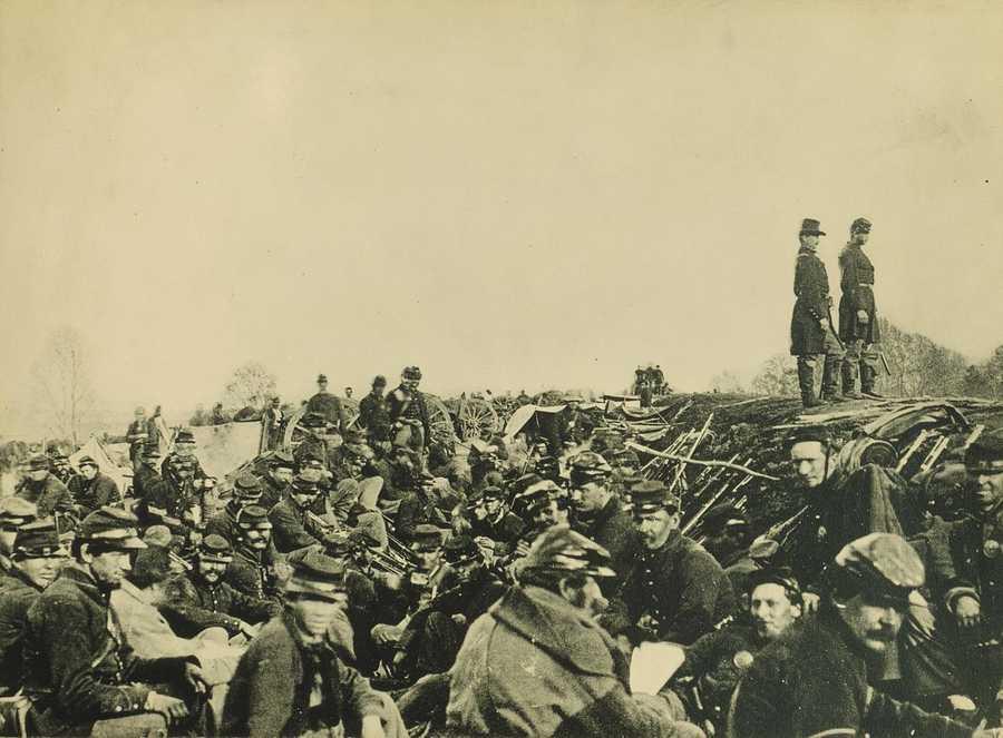 Civil War (1861-1865) against the rebelling Confederate States of America.