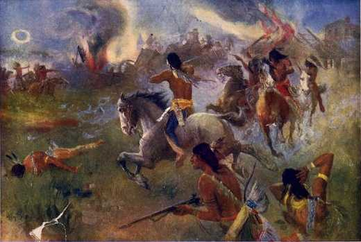 Dakota War of 1862 (1862) against the Dakota Sioux.