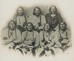 Colorado War (1863-1863) against the Cheyenne and Arapaho.