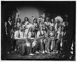 Red Cloud's War (1866-1868) against the Lakota, Cheyenne and Arapaho.