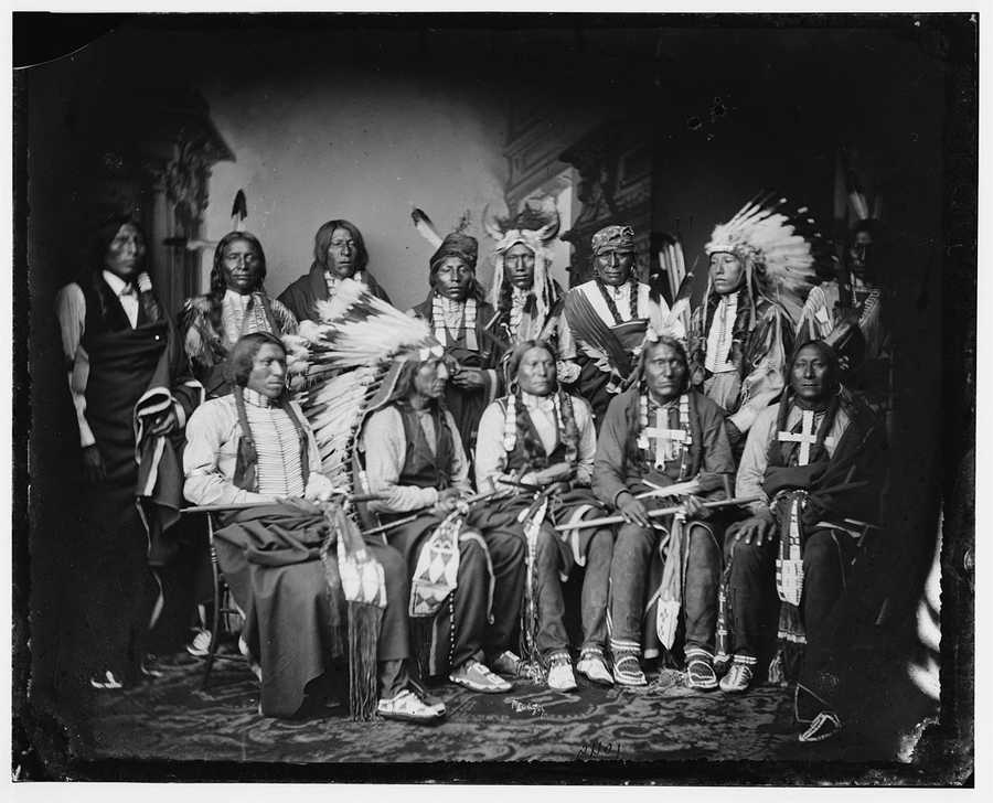 Red Cloud's War (1866-1868) against the Lakota, Cheyenne and Arapaho.