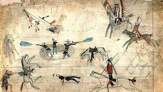 Red River War (1879-1880) against the Ute.