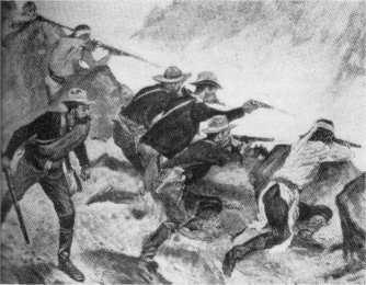 Bannock War (1877) against the Bannock and Shoshone.