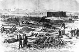 White River War (1879-1880) against the Ute.