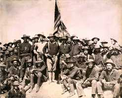 Spanish-American War (1898) against Spain, Cuba, Guam, the Philippines and Puerto Rico.