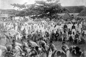 Philippine-American War (1899-1902) against the First Philippine Republic, the Philippine Republican Army, Pulajanes, Sulu Sultanate, Moro, the Republic of Negros and the Republic of Zamboanga.