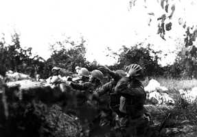 World War I (1917-1918) against Germany, Austria-Hungary, the Ottoman Empire and Bulgaria.