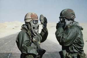 Gulf War (1990-1991) against Iraq.