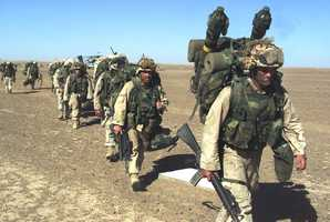 War in Afghanistan (2001- ) against the Taliban, al-Qaeda and other groups.