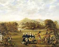 Northwest Indian War (1785-1793) against Great Britain.