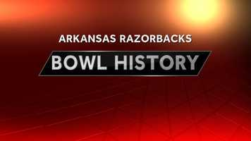 The Razorbacks have played in 39 bowls through history. Click through for a bowl-by-bowl recap, along with the Hogs' final record and ranking after each season.