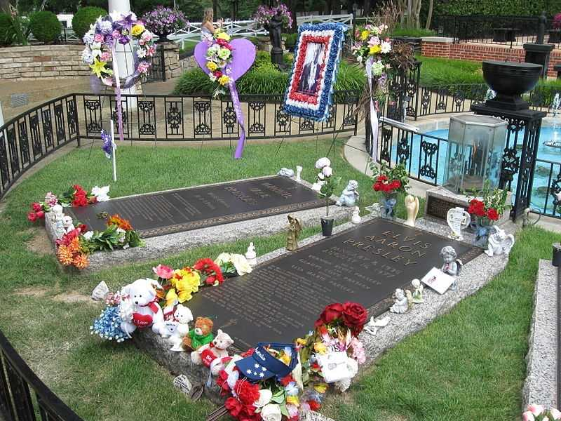 Tour Graceland. More than 600,000 visitors a year tour Elvis Presley's mansion and grave site.