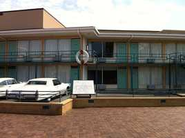 Visit the National Civil Rights Museum. The museum includes the hotel where Dr. Martin Luther King, Jr. was assassinated in 1968. It reopened after renovation in April, 2014.