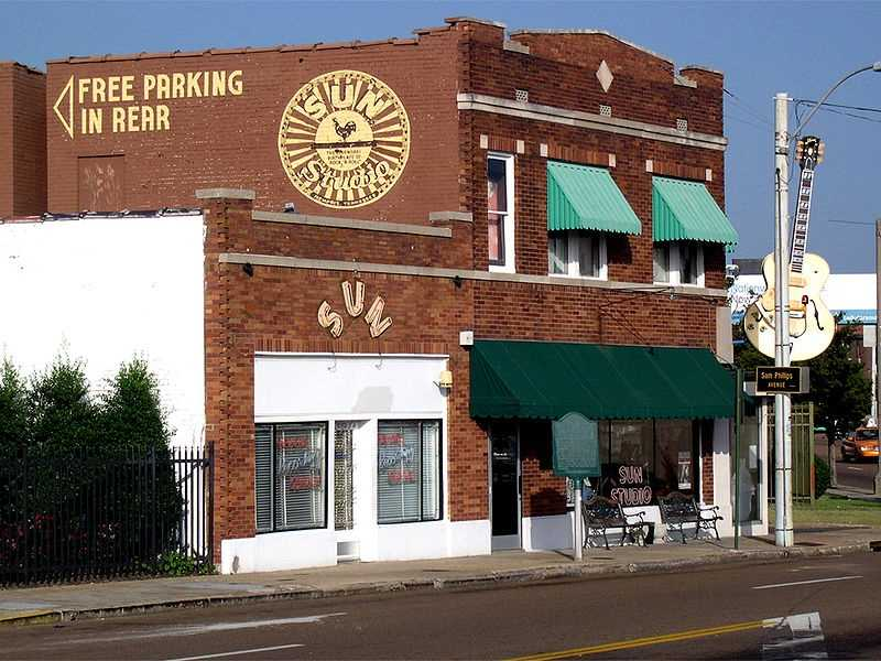 Tour Sun Studio. Elvis Presley, Johnny Cash, B.B. King, Jerry Lee Lewis, and dozens of other legends have recorded at the studio on Union Avenue.