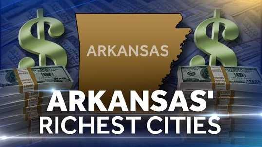 8)City by City: Average household income in ArkansasThis a listing of the average household income in Arkansas, city by city.