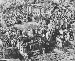 1) World War II (1939-1945): 40 million to 85 million killed