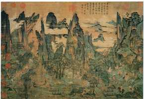 8) An Lushan Rebellion in Northern China (755-763): 13 million to 36 million killed