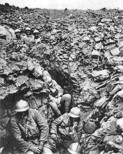 7) World War I (1914-1918): 15 million to 65 million killed