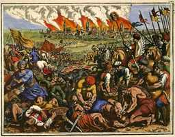 3) Mongol conquests of Eurasia (1206-1368): 30 million to 40 million killed