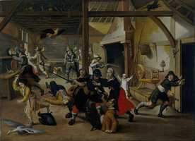 12) Thirty Years' War in Europe (1618-1648): 3 million to 11.5 million killed