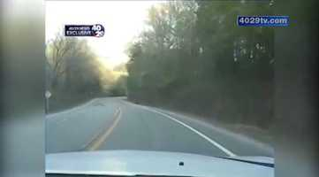 4) Spotted on video: the return of the Arkansas mountain lionWhat was captured on police dash-cam video in 2013 had wildlife officials changing their stance on an animal's population in Arkansas.