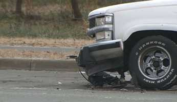 7) VIDEO: Two-car accident on Wagon Wheel RoadTwo-car accident on Wagon Wheel Road in Springdale on the way to Highway 71-B Monday morning, December 1.